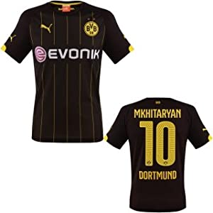 Maillot BVB Mkhitaryan une distance de 2015, L