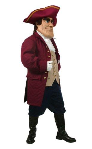 [ALINCO Patriot Mascot Costume] (Alinco Costumes)