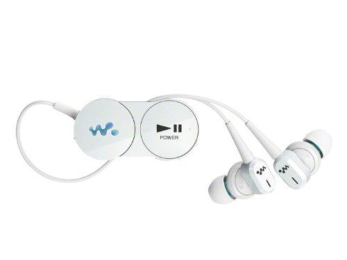 SONY ウォークマン用 Bluetoothヘッドホン ホワイト MDR-NWBT10N/W