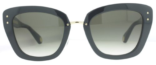 Marc Jacobs Marc Jacobs MJ506/S Sunglasses-00NS Gold/Dark Gray (JS Gray Gradient Lens)-53mm
