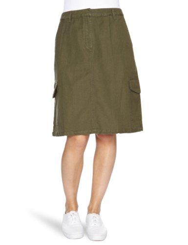 Timberland Women's Skirt Green 98276-380 UK 14