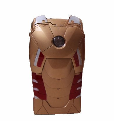Hjx Gold Iphone 5 New Fashion Cute 3D Avengers Iron Man Case Iron Man Mark Vii Led Light Reflector For Apple Iphone 5 5G 5Th
