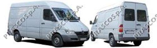 Fensterheber rechts, vorne Mercedes-Benz, Sprinter 2t Bus, Sprinter 2t Kasten...