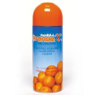 オレンジX 天然エコ万能洗剤 液体 お試しサイズ 250mL