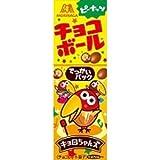 森永製菓 チョコボールでっかいパック<ピーナッツ> 105g×5箱
