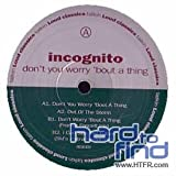 Don't You Worry About a Thing [12 inch Analog]