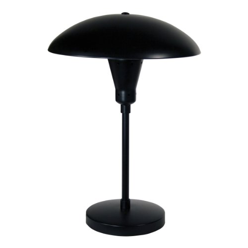 Ledu Illuminator Desk Lamp, 17-3/4-Inch, Black