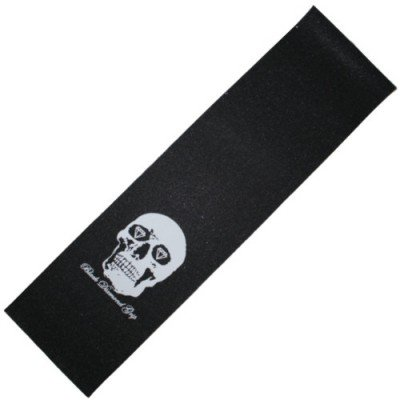 Griptape für Longboard Schwarz