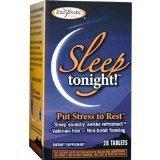 Enzymatic Therapy - Sleep Tonight 28 Tabs 28 Grams