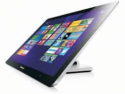 LENOVO ALL IN ONE A 740 F0AM004MIN available at Amazon for Rs.125000