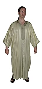 Amazon.com : Moroccan Men Dress Jellaba Djellaba : Other Products