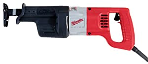 Milwaukee 6509-22 Sawzall 11-Amp Reciprocating Saw