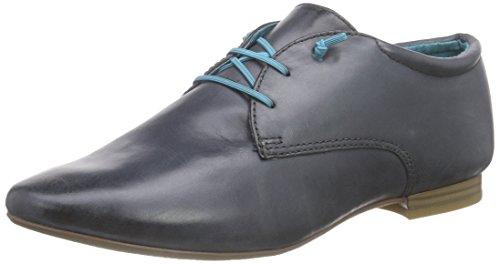 Tamaris23209 - Scarpe stringate Donna , Blu (Blau (NAVY PLAIN 844)), 38