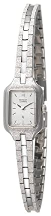 Citizen Womens EH3850-53A Stainless Steel Bracelet Dress Watch