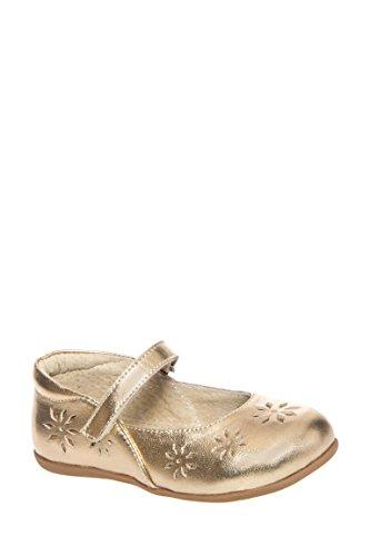 Girl's Winnie Leather Skimmer Flat