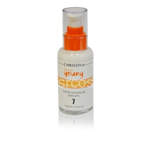 Christina- Forever Young Total Renewal Serum 100Ml front-567446