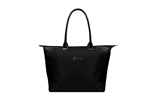 lipault-shopping-tote-m-black-one-size