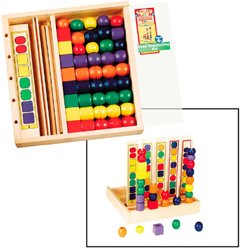 BEAD SEQUENCING SET 55-PC