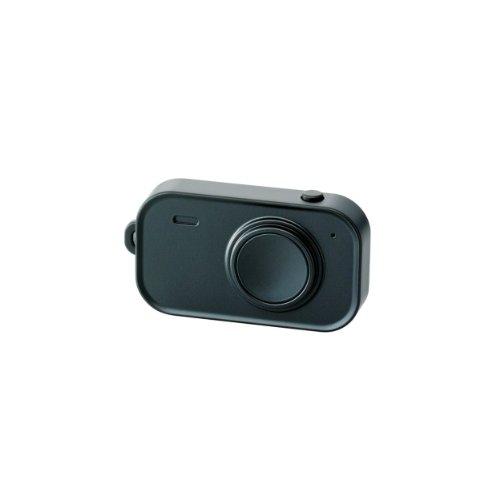 Logitec Bluetooth iPhone5/4S対応 【離れた場所からリモコン撮影】カメラリモコン BT4.0対応 ブラック LBT-MPCMR01BK