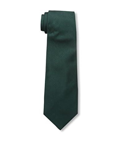 Valentino Men's Plain Tie, Green