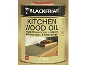 Black Friars Kitchen Wood Oil 250ml