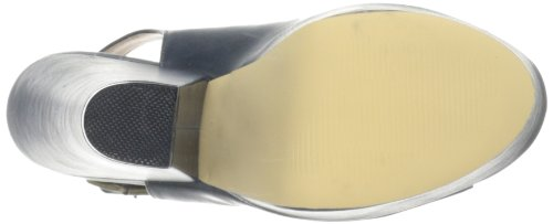 Steve Madden Women's Gabby Rubber Wedge Sandal