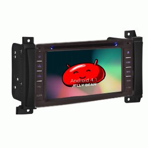 Ottonavi Jeep Cherokee 2011-Up K-Series Android Multimedia Navigation Radio System With Dash Kit