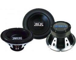 Hifonics ZX 1254 Auto-Lautsprecher