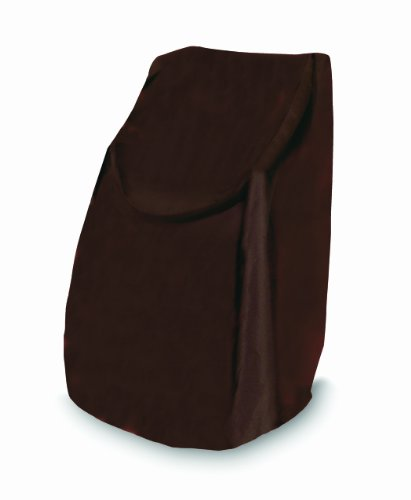 Two Dogs Designs 48-Inch High Chair Cover Chocolate Brown 2D-02880