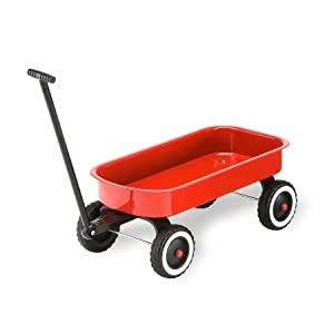 Morgan Cycle Tot Wagon Red
