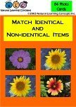 Match and Non-Identical Flashcards