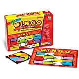 W-I-N-G-O Set 1: Short Vowels