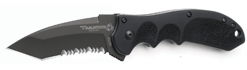 United Cutlery UC2910 Tailwind Assisted-Open Urban Serrated Tanto Folding Knife