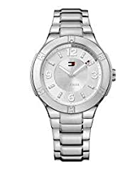 Tommy Hilfiger Women's 1781447 Analog Display Quartz Silver Watch