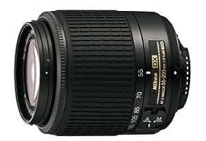 Nikon 55-200MM F4 - 5.6G AF-S DX Lens - Black (discontinued by manufacturer)