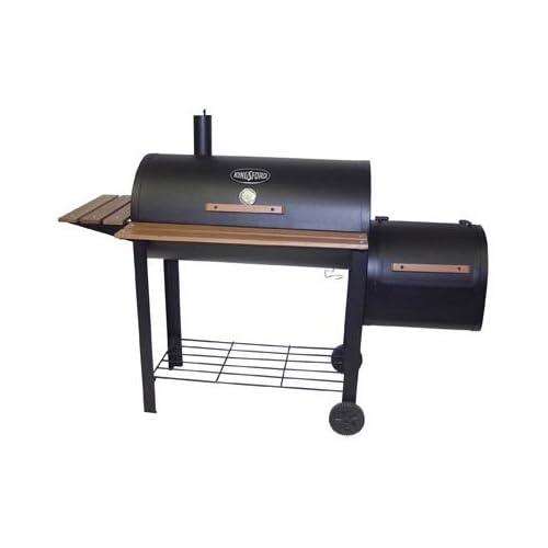 ® Kingsford KB800B Barrel Grill With Firebox - Charcoal Grills
