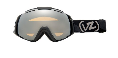 Von Zipper El Kabong Goggle (Black Gloss, Bronze Chrome)