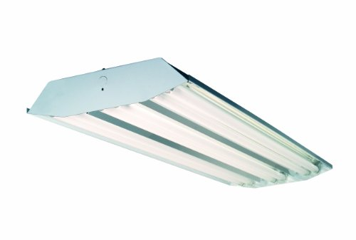 Howard Lighting HFA3E632AHEMV000000I  6 Lamp High Bay Fluorescent  Enhanced Specular Aluminum Reflector