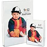 """MCS Original Clear Acrylic Box Picture Frame for a 8.5x11"""" Photograph. Pack Of 12)"""