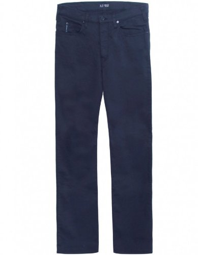 Armani Jeans Men's Pants Navy Gaberdine 38R