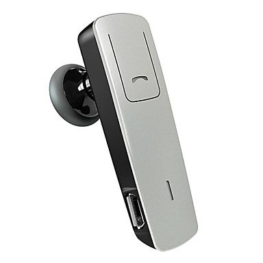 M.M Masentek M20 Bluetooth Headset V3.0 Csr Chip Wireless With Music Playing Function , White