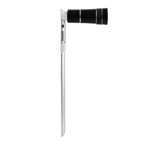 Neewer 10X Zoom Camera Lens Telescope + Specialized Case Cover for iPad 2