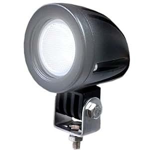 COM MI-SL10W 広角(60度) 10W スポットLED作業灯 農業機械 オフロード車両や公園 庭の照明など フォグランプ
