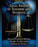 img - for Legal Rights of Teachers &Students 2008 publication book / textbook / text book