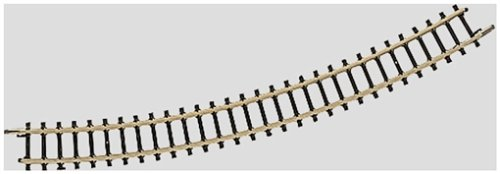 Marklin My World Curved Track (10-Piece), 8-11/16-Inch - 1