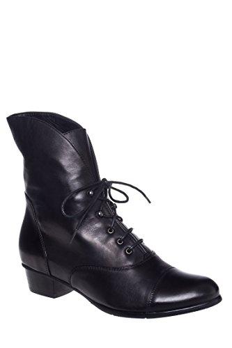 Galil Low Heel Bootie