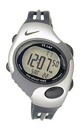 Nike Unisex WR0031-025 Triax 35 Regular Multi-Function Black Plastic Watch