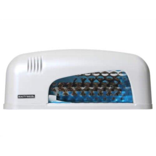コンパクト9ワットUVライト パールホワイト