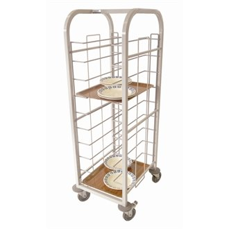 Craven P103 Self Clearing Trolley, Single