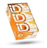 ID Gum Mango-Tango Gum, 168 Count (Pack of 12)